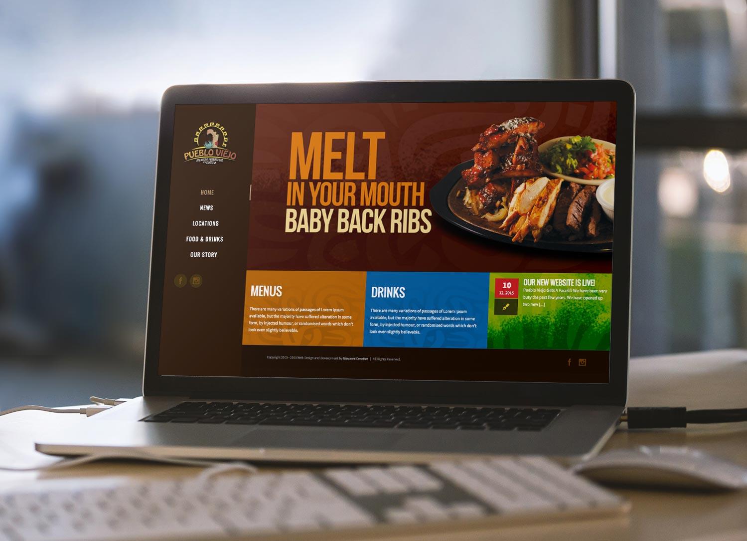 Pueblo Viejo Website