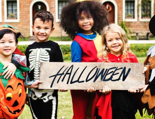 Kids Halloween Costume Contest at Pueblo Viejo Mexican Restaurant