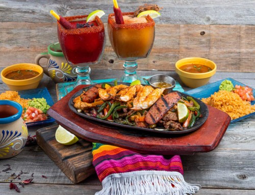 Ay Caramba Grilled Platter and Margarita Special
