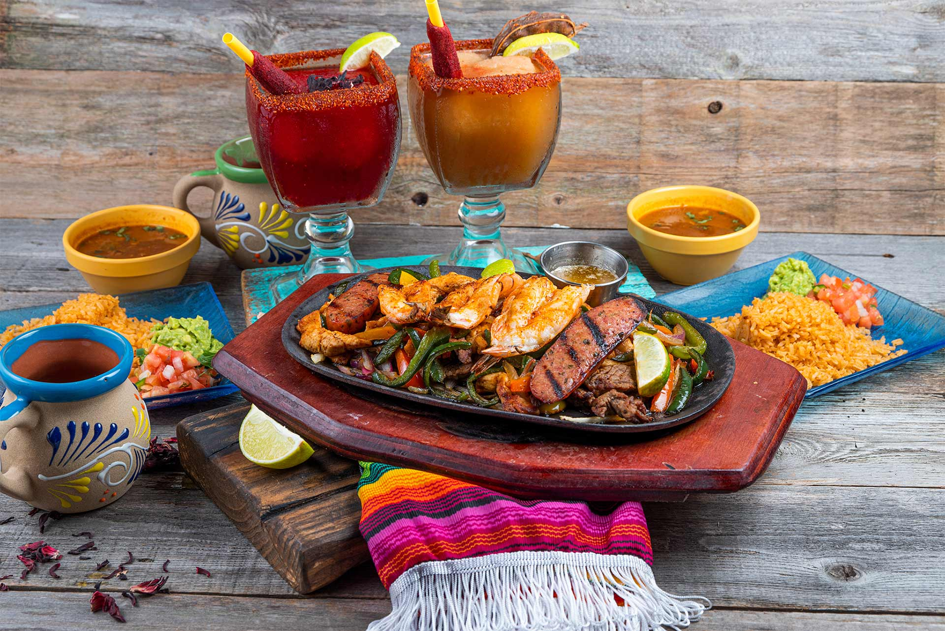 Ay Caramba - Grilled Platter and Margarita Special