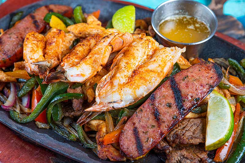 Mexican Grilled Platter