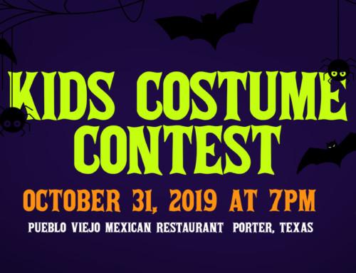 Kids Halloween Costume Contest 2019
