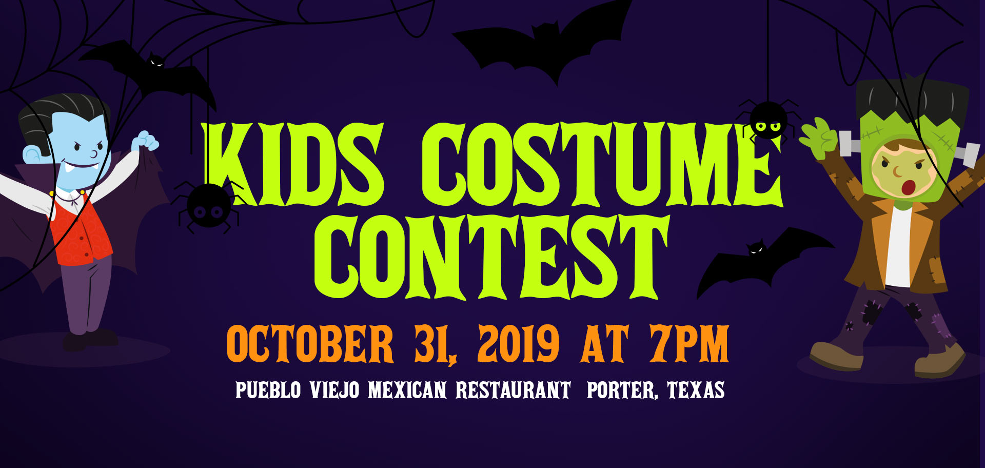 Kids Halloween Costume Contest 2019